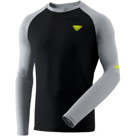 Dynafit Alpine Pro Koszulka z długim rękawem Mężczyźni, czarny/szary